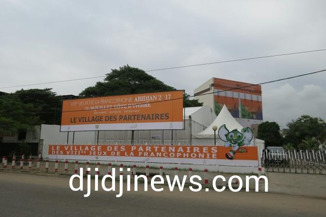 JF Abidjan 2017/ La presse envahit le palais de la Culture.