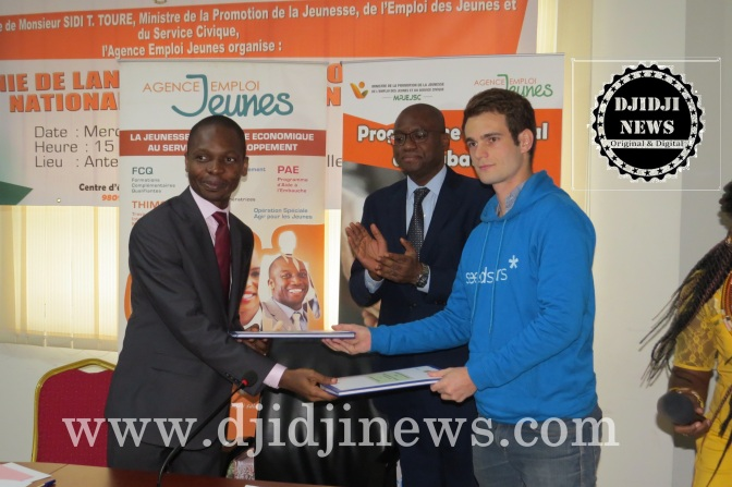 Entrepreneuriat/ L'AEJ a un nouveau partenaire.