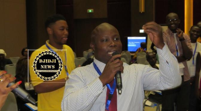 TechCamp / Daouda Coulibaly (Formateur), « Ce camp va permettre aux jeunes de s'engager et de demander des comptes à leurs gouvernants ».