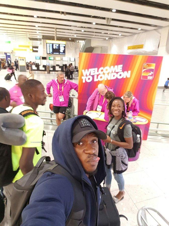 Athlétisme/ Ta Lou et Méité sont à Londres