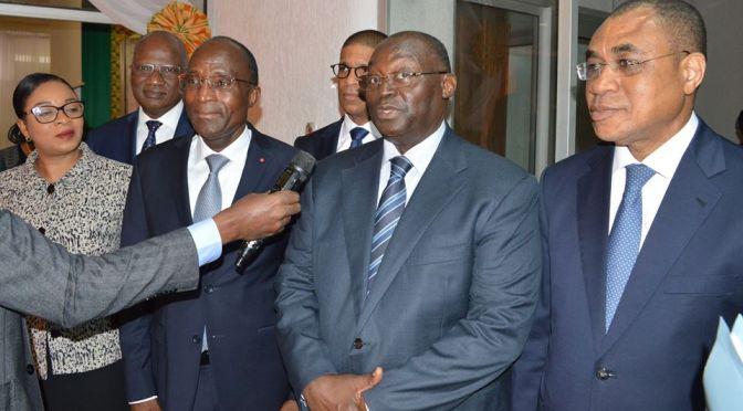 Tiémoko Meyliet Koné (BCEAO) : « Nous préparons un événement important qui va se tenir en Côte d'Ivoire ».